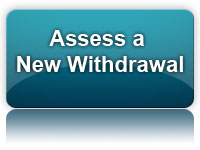 I am registering a new withdrawal